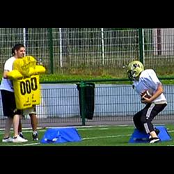 Envie d'un sport collectif ? Pourquoi pas le football américain