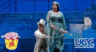Places à gagner pour l'opéra L'Italienne à Alger à UGC Cergy