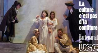 Places à gagner pour l'opéra «Cosi Fan Tutte»