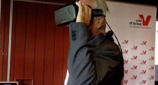 Oculus Rift : le Val d'Oise en mode «Geek»