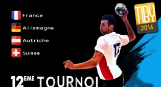 Tournoi International de Handball « Tiby »  : L'équipe de France vise 4 sacres