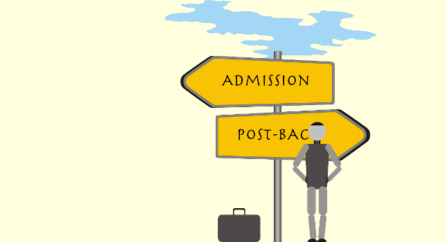 Admission post-Bac 2015, c'est parti !