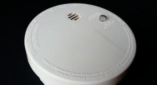 N'oubliez pas le détecteur de fumée obligatoire !