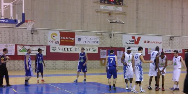 Basket : L'ECOP se rassure