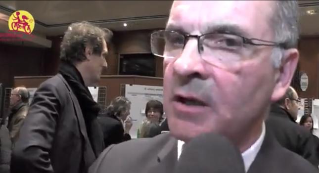 Arnaud Bazin candidat à sa propre succession