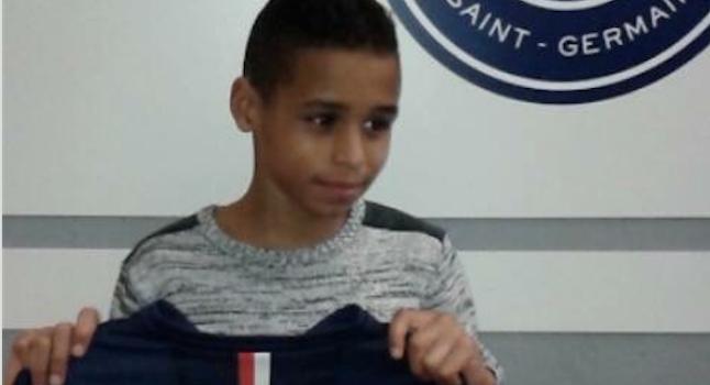Un jeune de l'AS Saint-Ouen l'Aumône signe avec le PSG à 12 ans !