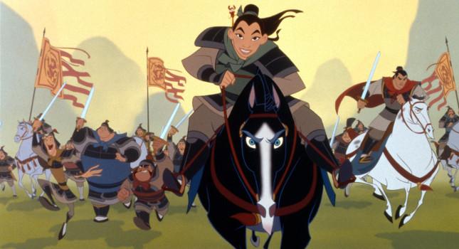Mulan aura aussi droit à son film en live-action